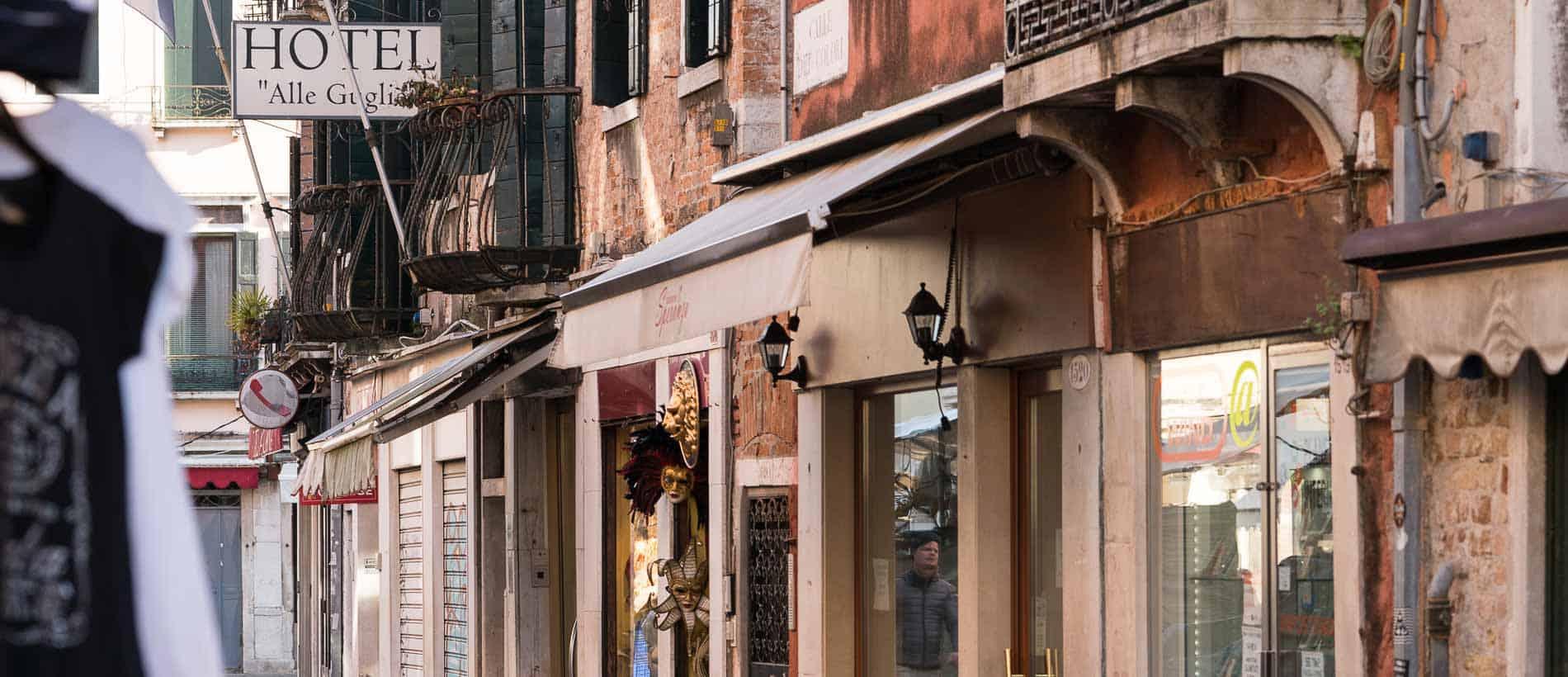 Alle Guglie Boutique Venice Hotel